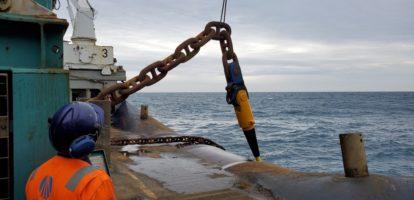mooring and anchors