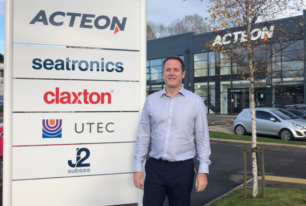 Derek Donaldson appointed as Seatronics Group managing director