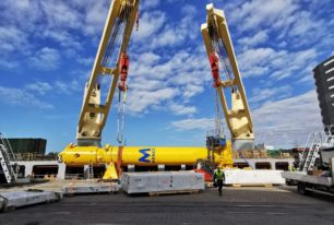 MENCK to provide hydraulic piledriving hammer solution to Seaway 7 for Vattenfall's Hollandse Kust Zuid I–IV (HKZ) offshore wind farm project in the Netherlands