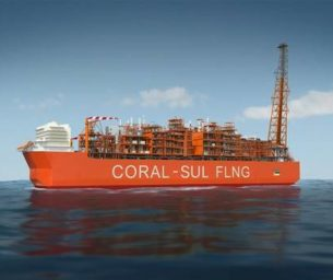 UTEC wins survey work for the Coral-Sul FLNG project, offshore Mozambique