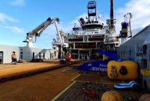 Bruce Anchor GP chosen as first ever anchor on R6 chain project