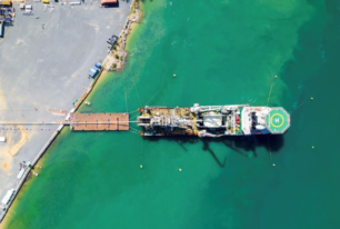 InterMoor overcomes operational challenges to install pre-lay mooring near Indonesian shoreline