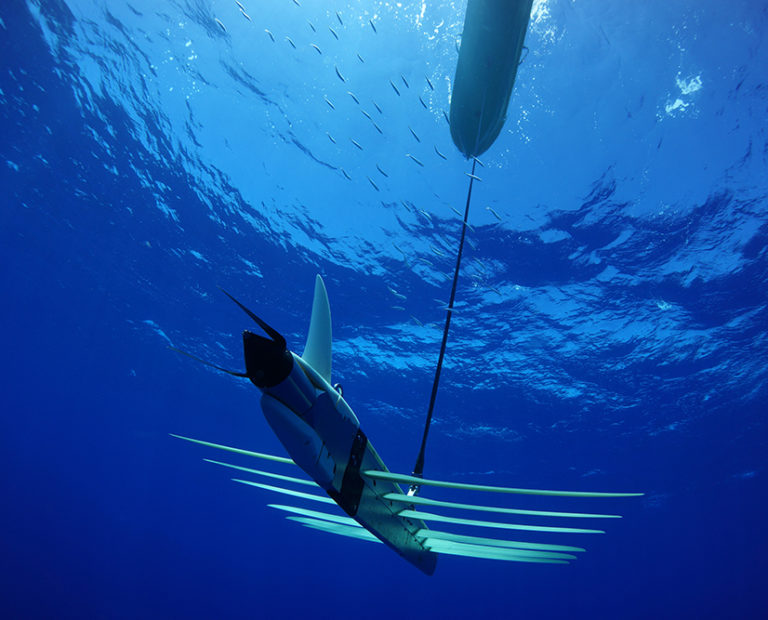 Liquid Robotics - Wave Glider 2