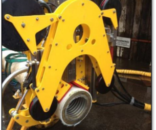 Claxton applies expert engineering to complete two subsea cutting and removal projects